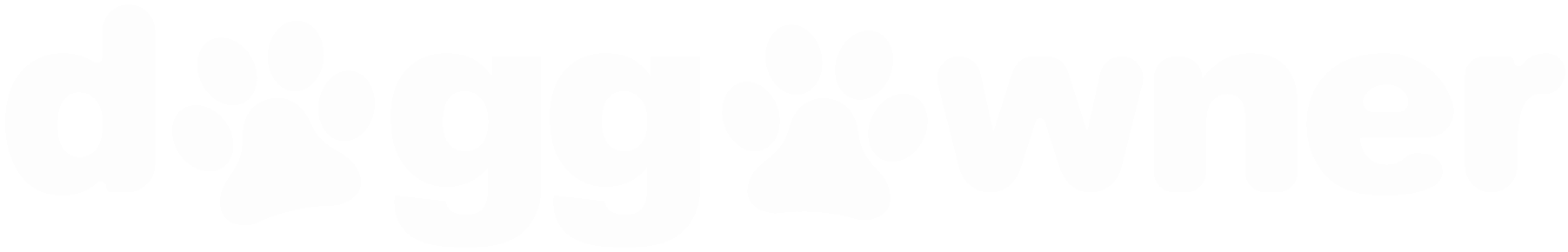 The DoggOwner logo in white