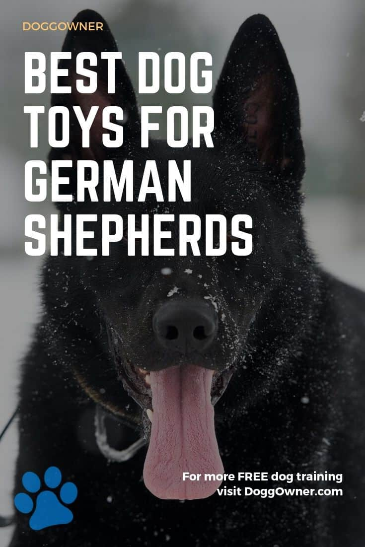 Best dog toys for German Shepherds Pinterest